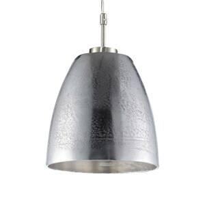 FISCHER & HONSEL Závesná lampa Cannes s kovovým tienidlom
