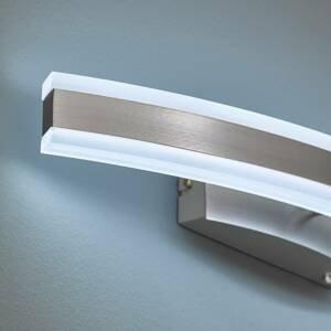 FISCHER & HONSEL Nástenné LED Stiff TW so stmievačom CCT 55cm