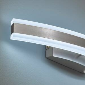 FISCHER & HONSEL Nástenné LED Stiff TW so stmievačom CCT 36,5cm