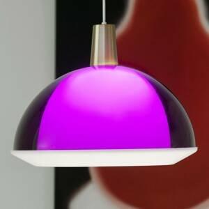 Innolux Innolux Kuplat 400 závesná lampa 40cm fialová