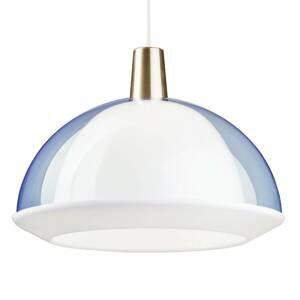 Innolux Innolux Kuplat 400 závesná lampa 40cm akvamarín