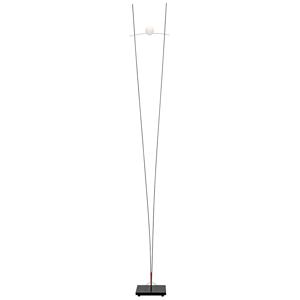 Ingo Maurer Ingo Maurer Ilios dizajnérska stojaca lampa čierna