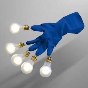Ingo Maurer Ingo Maurer Luzy Take Five závesné LED svietidlo