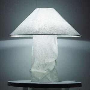 Ingo Maurer Ingo Maurer Lampampe stolná lampa japonský papier