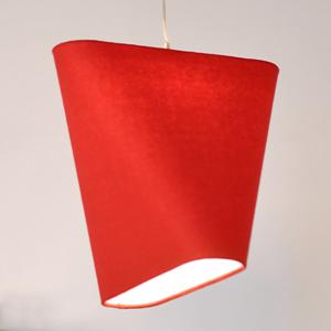 Innermost Innermost MnM 40 závesná lampa červená