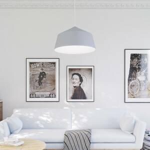 Innermost Innermost Circus 56 závesná lampa, sivá/biela