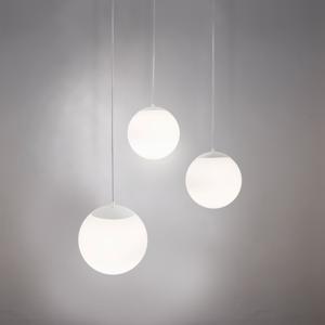 Innermost Innermost Drop závesná lampa, biela, Ø 20cm