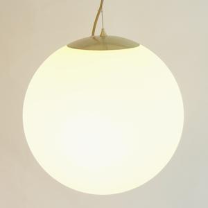 Innermost Innermost Drop závesná lampa, mosadz, Ø 40cm
