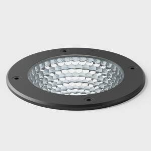 IP44.de IP44.de In S zapustené podlahové LED svetlo čierne