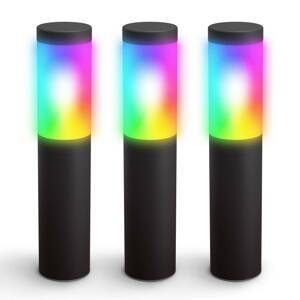 Innr Lighting Innr LED lampa hrot do zeme Smart Outdoor RGBW 3ks