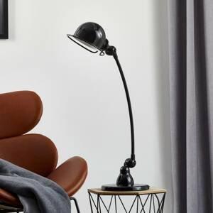 JIELDÉ Jieldé Loft C6000 stolná lampa, zakrivená, čierna