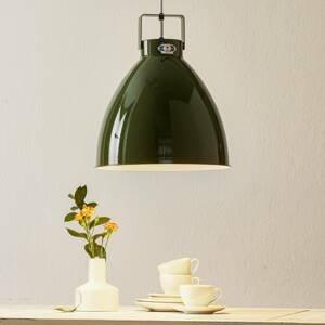 JIELDÉ Jieldé Augustin A360 závesná lampa lesklá olivová