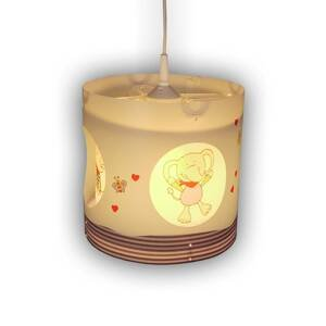 Niermann Standby Otočná lampa do detskej izby Lolo Lombardo