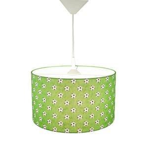 Niermann Standby Závesná lampa Futbal, zelená