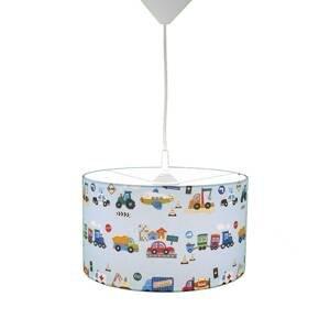 Niermann Standby Závesná lampa Vozidlá modrá