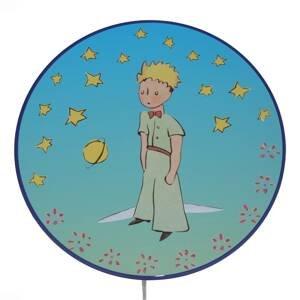 Niermann Standby Nástenné svietidlo Malý princ medzišnúrový vypínač