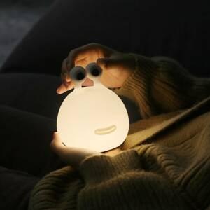 Niermann Standby Nočné LED svetlo Momo Moon s batériou a USB
