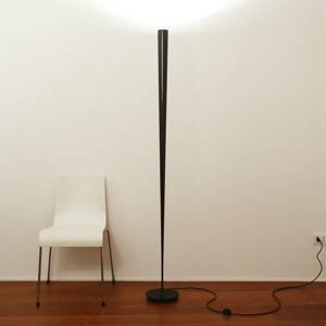 Karboxx Dizajnová stojaca lampa Drink, čierna
