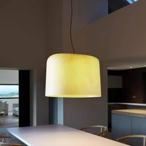 Karboxx Sklolaminátová závesná lampa Ola biela