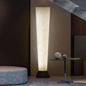 Karboxx Tienidlo zo skleneného vlákna stojaca LED Elios