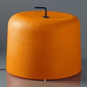 Karboxx Podlahové Ola Move oranžové tienidlo, sklolaminát