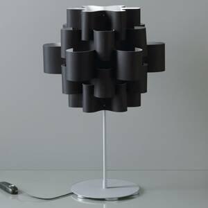 Karboxx Stolná lampa Sun od dizajnéra, čierna