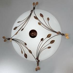 Kögl Foglie stropné svietidlo 67cm troj-plameňové