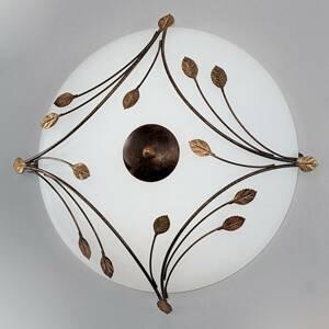 Kögl Foglie stropné svietidlo 46cm 2-plameňové
