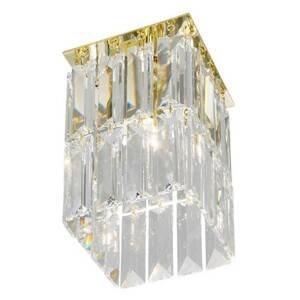 KOLARZ KOLARZ Prisma zlaté krištáľové stropné svietidlo