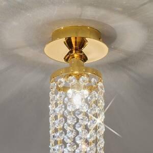 KOLARZ KOLARZ Charleston stropné svietidlo krištáľ Ø 10cm