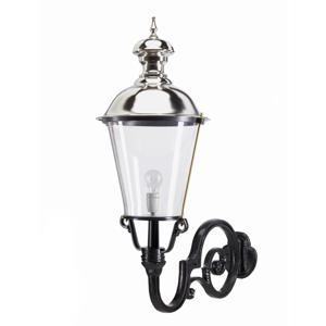 K. S. Verlichting Amstel – vonkajšie nástenné svietidlo, chróm
