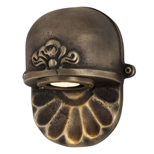 K. S. Verlichting Bronzovo sfarbené vonkajšie svietidlo Tramonto