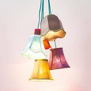 KARE KARE Saloon Flowers 5 dizajnérska závesná lampa