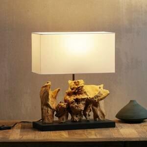 KARE KARE Nature Vertical lampa podstavec z naplaveného