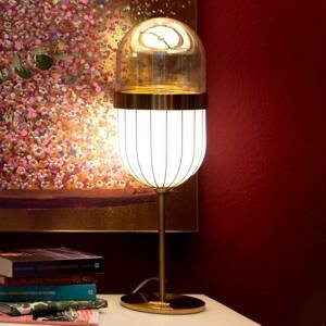 KARE KARE Swing Jazz Oval stolná lampa