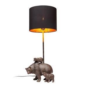 KARE KARE Bear Family stolná lampa