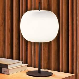 Kundalini Kundalini Kushi XL stolná lampa čierna/biela