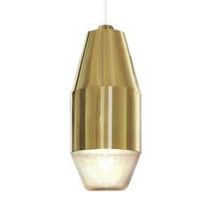 Kundalini Kundalini Yuma závesná lampa mosadz, leštená