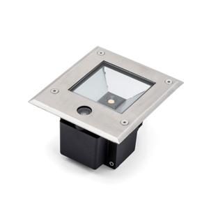 Konstmide Podlahové LED svetlo Dale 6W súmrakový snímač