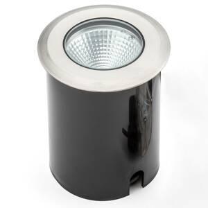 Konstmide Zapustené podlahové LED Tuva – ručne vyrobené v EÚ