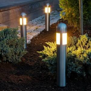 Konstmide Sada 3 LED svietidiel Amalfi s hrotom do zeme