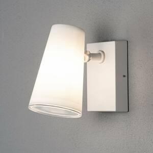 Konstmide Vonkajšie nástenné LED svietidlo Fano nastaviteľné
