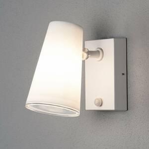 Konstmide Vonkajšie LED svietidlo Fano s detektorom pohybu