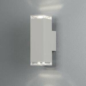 Konstmide Vonkajšie svietidlo Antares, up/down výška 23,5cm