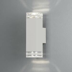 Konstmide Vonkajšie svietidlo Antares, up/down výška 27,5cm
