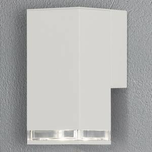 Konstmide Vonkajšie svietidlo Antares Downlight 16,5cm biele