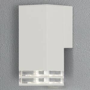 Konstmide Vonkajšie svietidlo Antares Downlight 19cm biele