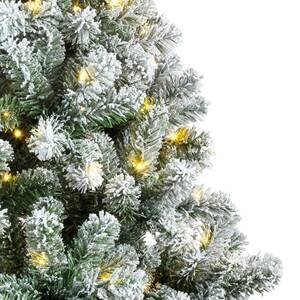 Kaemingk LED strom Imperial interiér, zelený/biely, 210cm