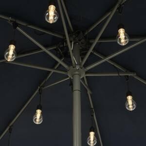 Kaemingk Svetelná LED reťaz 490144 pre slnečníky