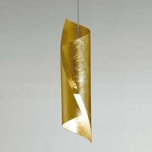 Knikerboker Knikerboker Hué závesné LED svietidlo 8x37 zlato